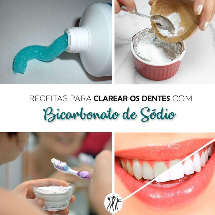 Receitas Com Bicarbonato De Sodio Clareiam Mesmo Os Dentes Em 2020