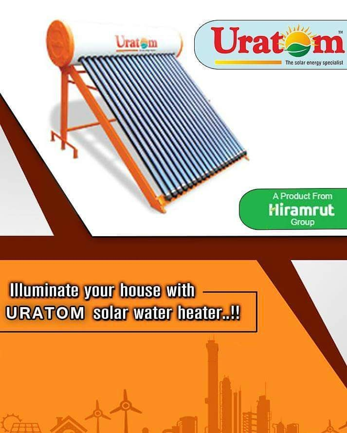Winters is about to begin! Be ready with your Solar Water Heater and enjoy the season! Time to own your own #Homesolarsystem through the most cost effective means    #Solarheater #Cooperates #Residential #Enegry #Sun #Solar #Power #Heat #Rajkot #Gondal #solarsystem #solarwaterheater #newtechnology #SolarEnergy