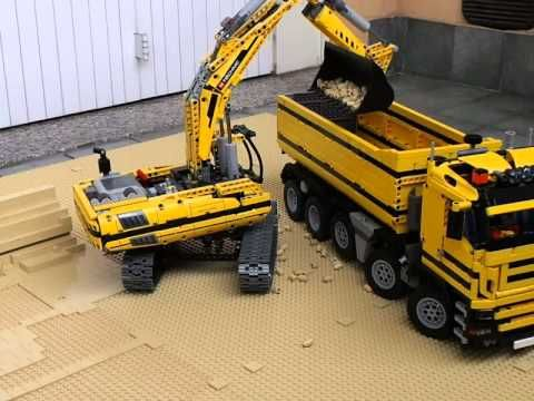 lego 42030 and 8043 - Google Search