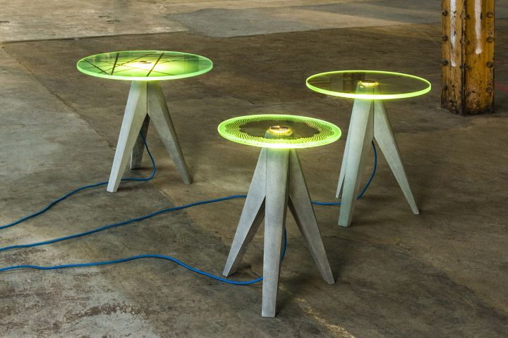 Holy Tristan Coffee Table by DOCSTONE