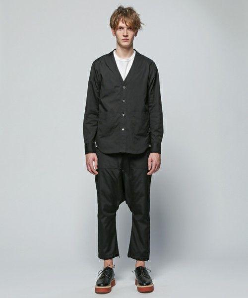GANRYU Men's(ガンリュウ メンズ)のシャツ(シャツ/ブラウス)|詳細画像