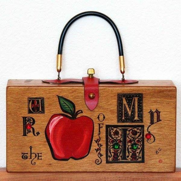 Сумки из дерева: современные и винтажные - Ярмарка Мастеров - ручная работа, handmade