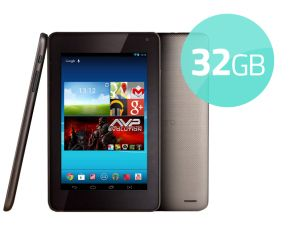 "Hisense 32GB Tablet PC, NVIDIA Tegra 3 Quad Core 1.3GHz, 1GB RAM, 32GB Flash, 7"" Touch, Wifi, Camera, Bluetooth, Android 4.2"