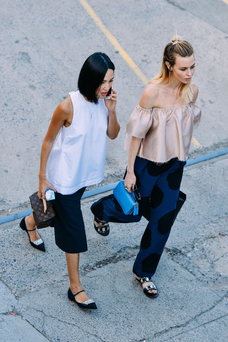 Tommy Ton Shoots the Sydney Street Scene - Gallery - Style.com