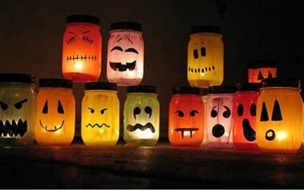 Fabriquer des lanternes d'Halloween