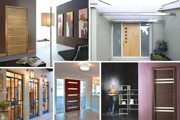 Entrance Door Designs Decoist Stylish Doors Door Design Kitchen Door Designs