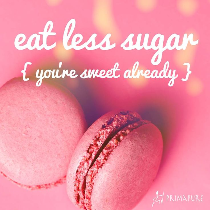 You're sweet enough already ! #quote #fitness #gethealthy