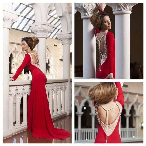 Lilit Hovhannisyan, en cezbedici elbiseleri (Foto) | NEWS.am Style - All about fashion and style