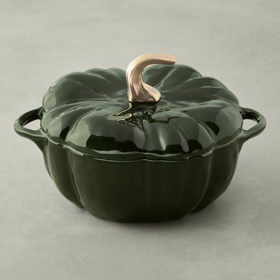 Staub Cast Iron Pumpkin Cocotte Staub Cast Iron Cooking Cookware Design