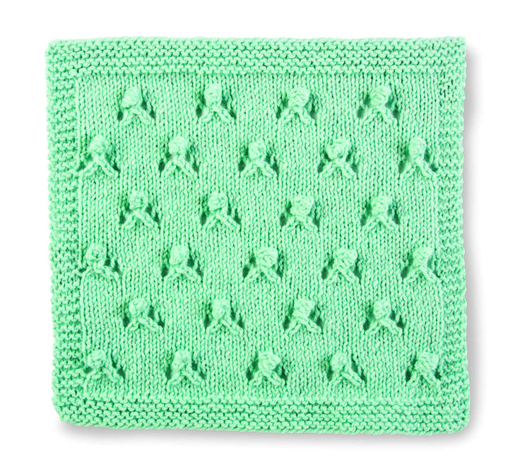 Knitting Techniques And Patterns : Free creative knitting build a block series knitted
