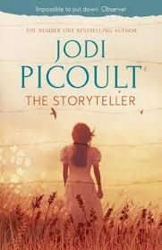 The Storyteller - Jodi Picoult. This book made me cry in the way only Jodi can make me.  Sage, Minka, Josef, well these characters will live in me forever. I think this is Jodi Picoult's best finest most amazing yet.