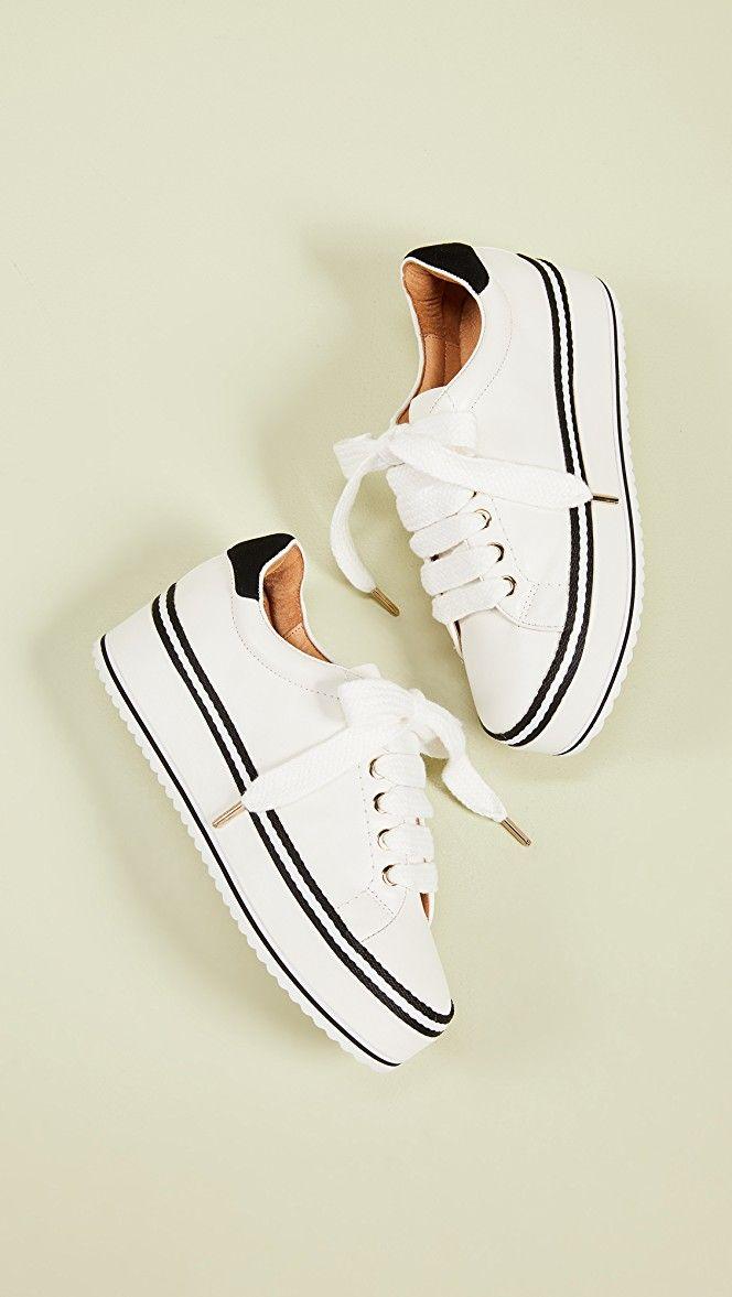Joie Dabnis Stripe Sneakers | SHOPBOP