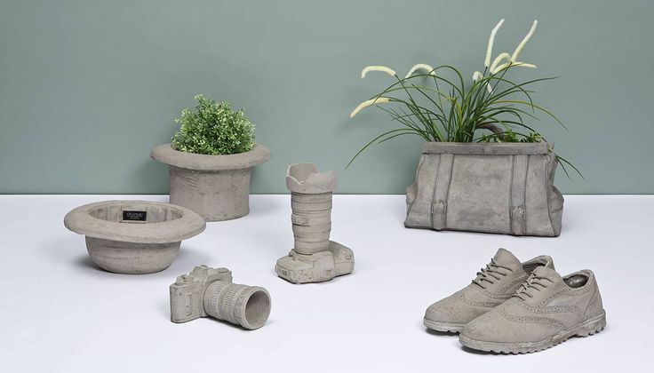Concrete Collection, designed by Marcantonio Raimondi Malerba for Seletti.  Get The Originals at www.2ndfloor.gr