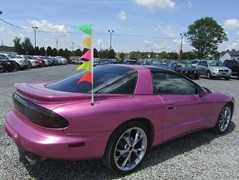 1994 Pontiac Firebird Trans Am for sale in Cranberry, PA Image 10