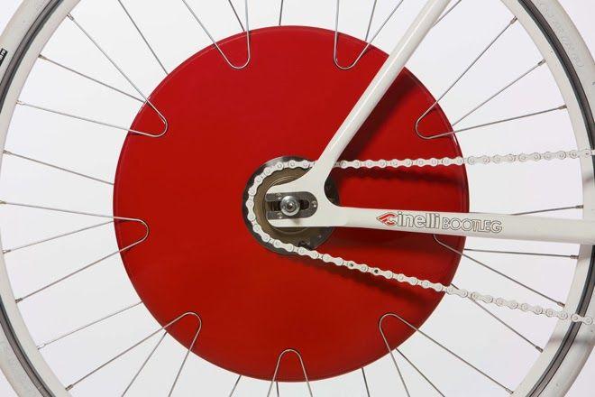 Copenhagen Wheel – a roda que transforma qualquer bicicleta num veículo eléctrico híbrido - Quantas Ideias Cabem numa Ideia? Criatividade, i...