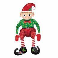 Sitting Elf $21.95 (Inflated) U27854