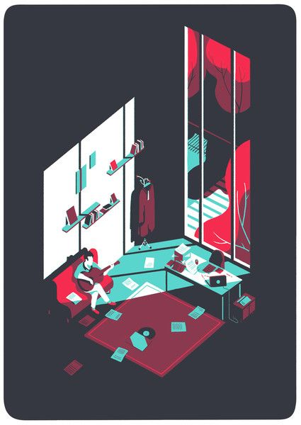 Tom Haugomat - Illustration for Transfuge Magazine   Tiphaine-illustration