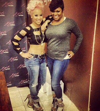 Keisha Cole And Her Sister Neffie Sisterhood