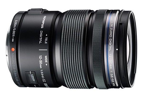 Olympus M.Zuiko Digital ED 12-50mm f3.5-6.3 EZ Lens - Photo Review