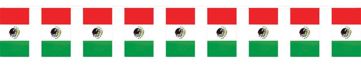 Cool Halloween Props, Decor & Novelties Outdoor Mexican Flag Banner just added...