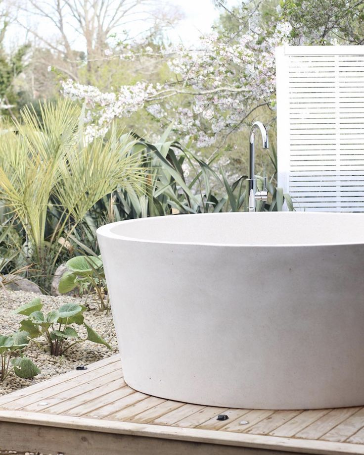 My Scandinavian Home Japandi Style In An Inspiring Second Hand Home In New Zealand Outdoor Bathtub My Scandinavian Home Scandinavian Home Outdoor Bathtub
