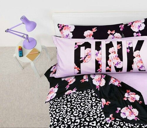 victoria\'s secret pink comforter 8 best pink images on Pinterest | Bedroom ideas, Dream bedroom and  victoria\'s secret pink comforter