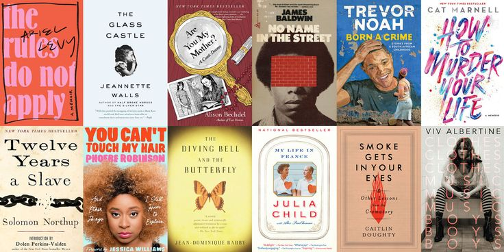 26 Best Memoirs for 2017 - Inspiring Memoirs, Autobiographies, and Non Fiction Books