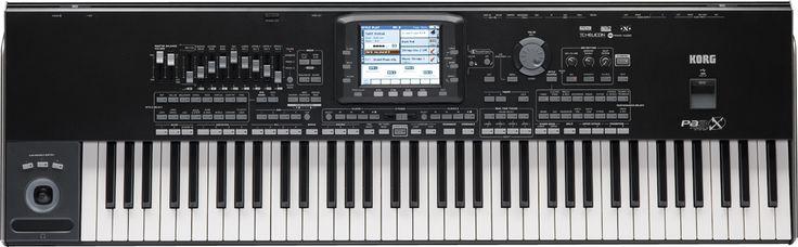 Clavier Korg PA3X