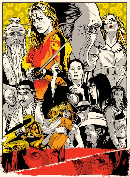 Kill Bill-still my favorite Tarantino