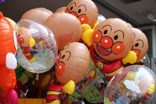 anpanman balloons