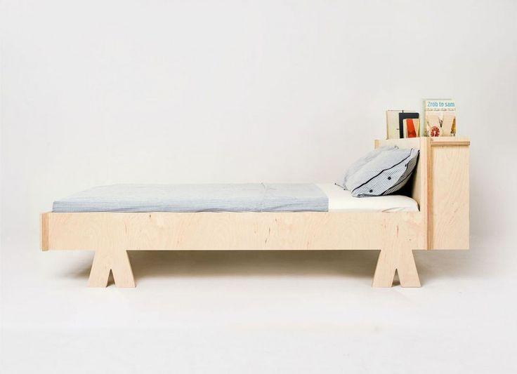 Łóżko Prymus. Fot.. Śnimisie