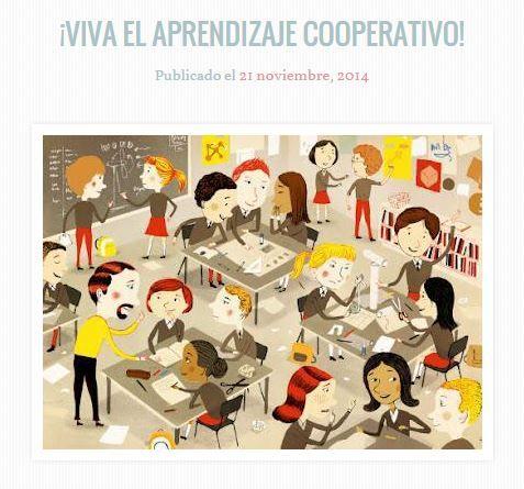 ¡Viva el Aprendizaje Cooperativo! by Seño Punk