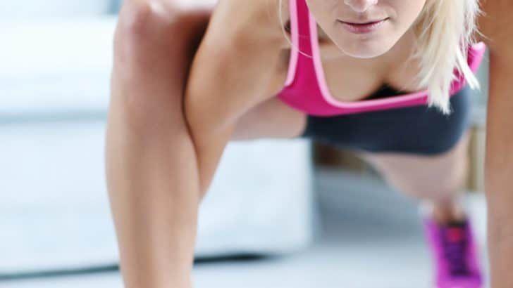 Machen Sie sich mit unserem 12-wöchigen Trainingsplan lächerlich fit (PDF herunterladen)   – Home workouts