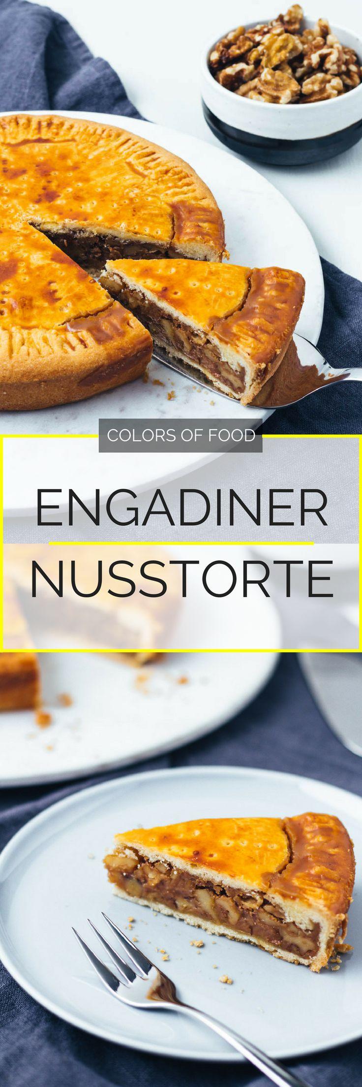 Du suchst nach einer leckeren und unkomplizierten Nusstorte? Dann ist dieser Schweizer Torten Klassiker mit Walnüssen genau der Richtige für dich!