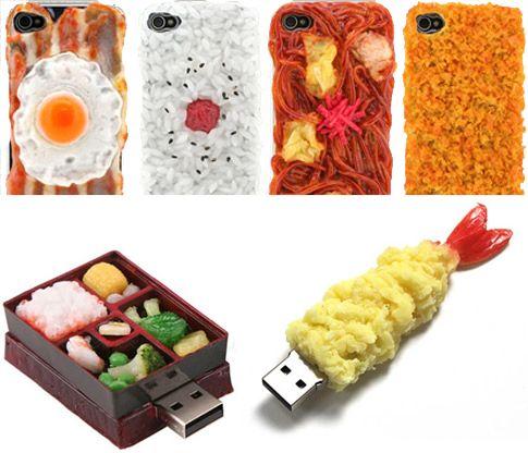 Japanese food sample
