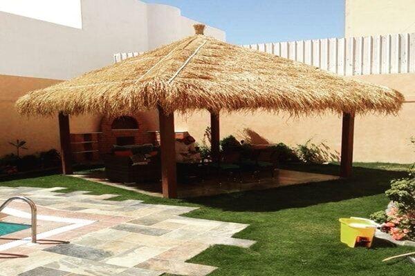 تركيب مظلات عريش بافضل الاشكال Pergola Outdoor Outdoor Structures