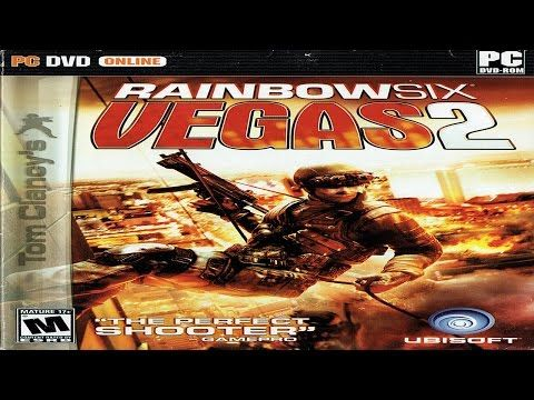 Tom Clancy's Rainbow Six: Vegas 2 Windows Vista Gameplay (Ubisoft 2008) (HD) - YouTube