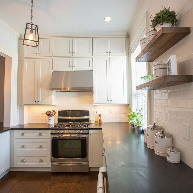 Beautiful Efficient Small Kitchens: 12 Best Images About 100 Year Old Brownstone Townhome Gets