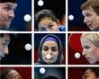 awkward ping pong faces