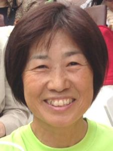 2016 Matsuda Yoshiko  H 62χρονη Γιαπωνέζα τερμάτισε και εφέτος για 4η φορά  35 59΄ 55΄΄