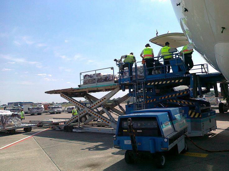Aircraft handling II.