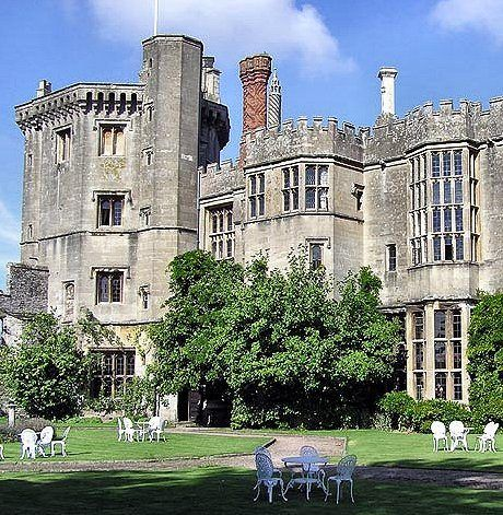 Thornbury Castle, Thornbury, South Gloucestershire.