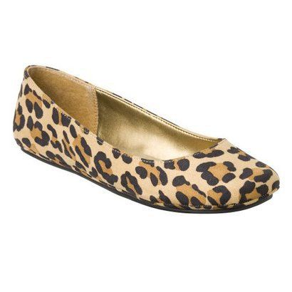 FAVORITE SHOES. $12.99 @ #Target. (online only!) I just bought 2 more pair because they are SO comfy! #cheetah {Now $14.99 but still an awesome deal!}