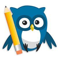 Aplicación de escritura creativa para niños