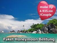Belitung Honeymoon Package 3D2N