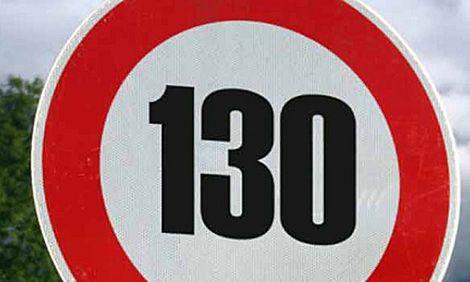 DGT | Borrador del 25 de febrero  Tráfico permitirá los 130 km/h en vías rápidas