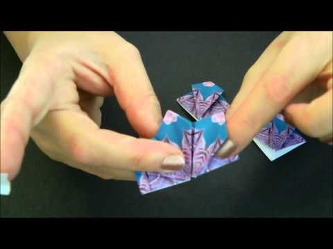 Teabag Folding How to