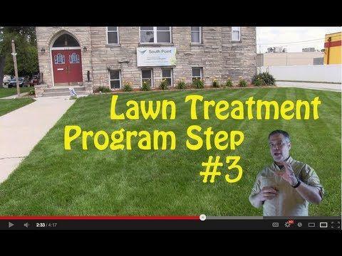 lawn treatment program step 3 summer lawn fertilizer youtube - Lawn Treatment
