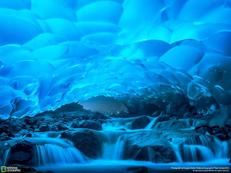 Mendenhall Ice Caves of Juneau in Alaska, United States | Travel Trip Journey: Mendenhall Glacier Juneau Alaska United States