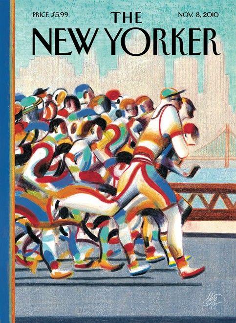 Lorenzo Mattotti, New Yorker 2010